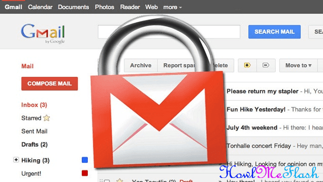 gmail securituy