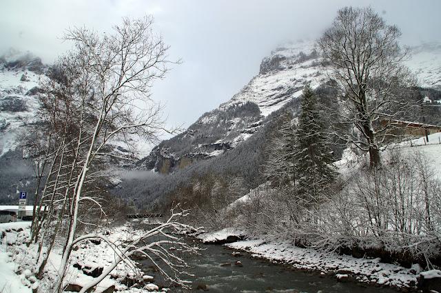 Grindelwald Switzerland Winter Snow