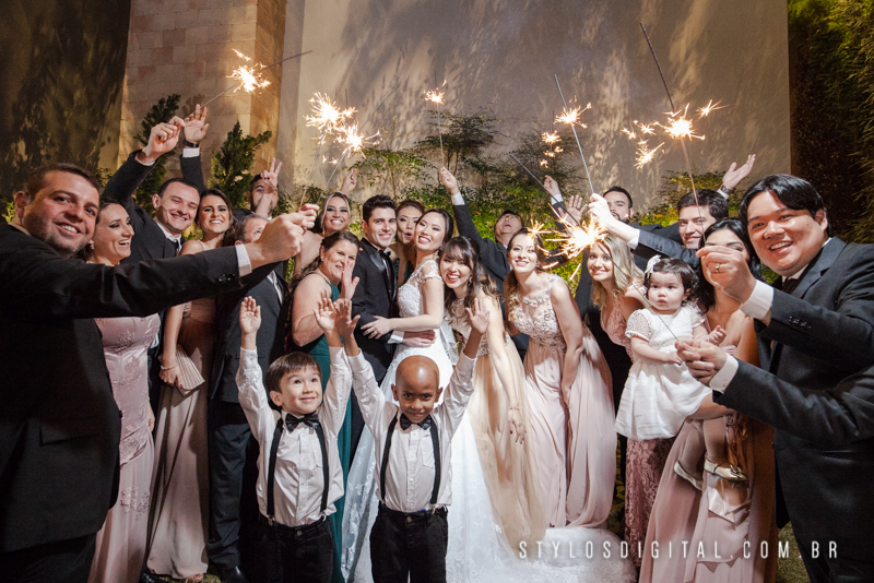 Foto casamento allegro buffet