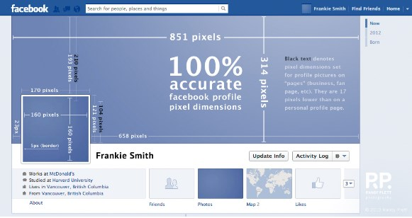 dimensions of facebook banner