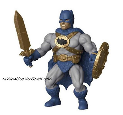 Funko DC Comics Batman Savage World Figures