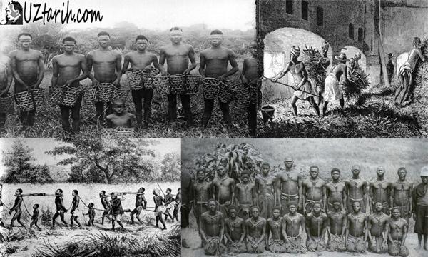 africa colonization, africa slavery