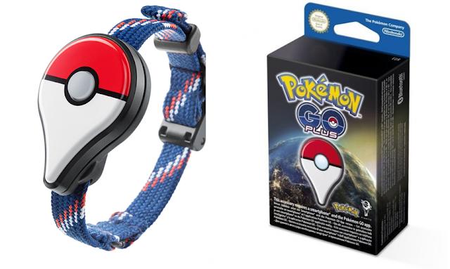Nintendo sortea 100 Pokémon Go Plus