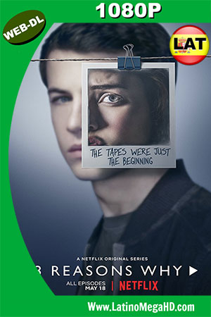 Por trece razones (TV Series) (2018) Temporada 2 Latino WEB-DL 1080P - 2018