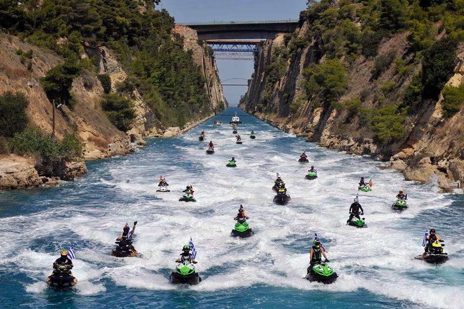 Canal-de-Corinto-Grecia
