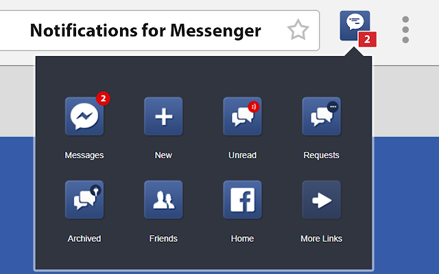 Notifications for Messenger