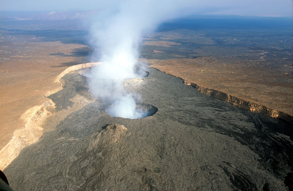 Volcanism and Types of Volcano ~ Learning Geology