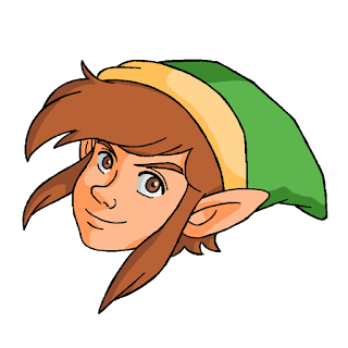 Stickers, The Legend of Zelda 001