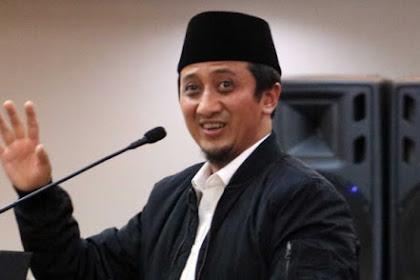 Ust Yusuf Mansur: Saya Ada di Barisannya Jokowi-Kiai Ma'ruf, Senang dan Bangga