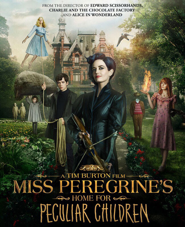 Adoption At The Movies Miss Peregrine S Home For Peculiar Children