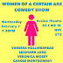 Women of a Certain Age / wednesday 02.07.18 :: 7:30PM