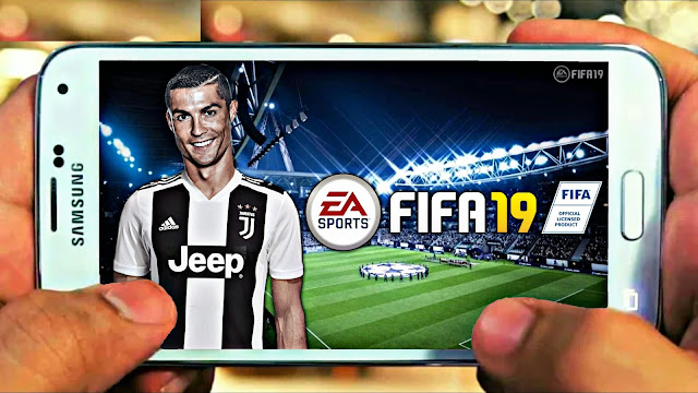 FIFA 14 MOD FIFA 19 V2 Android Update New Transfer Best Graphics Offline