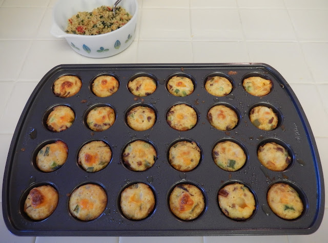 Egg Quiches Low Carb