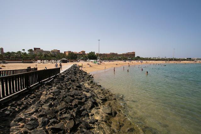 Caleta de Fuste-Spiaggia-Fuerteventura