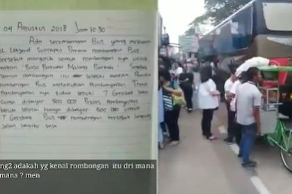 Viral Video Diduga Pendukung Jokowi (Projo) Tak Bayar Bakso Sesuai Harga, 7 Gerobak Cuma Dibayar 500 Ribu