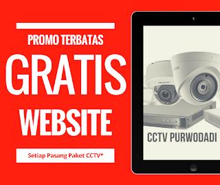 Promo paket cctv