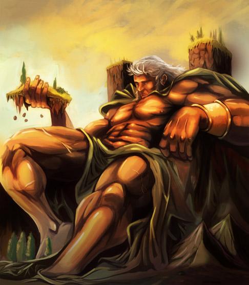 Resultado de imagem para jápeto mitologia