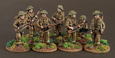 AB Figures British AB-INB09 painted