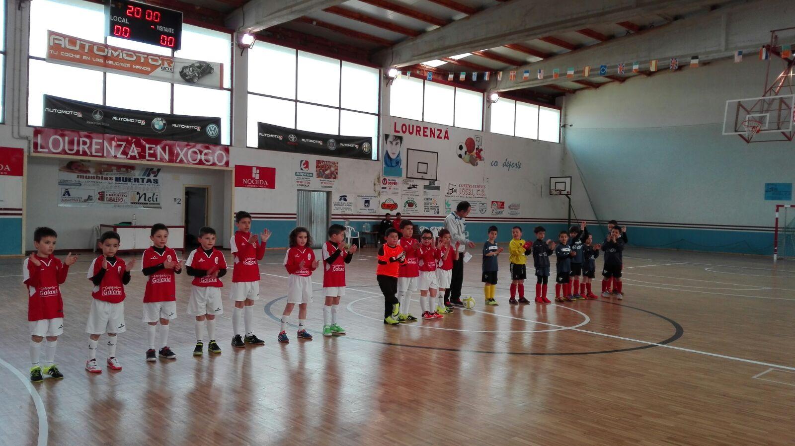 Escolas Deportivas Lourenz F Sala Prebenxam N Nova Contundente  # Muebles Huertas Lourenza