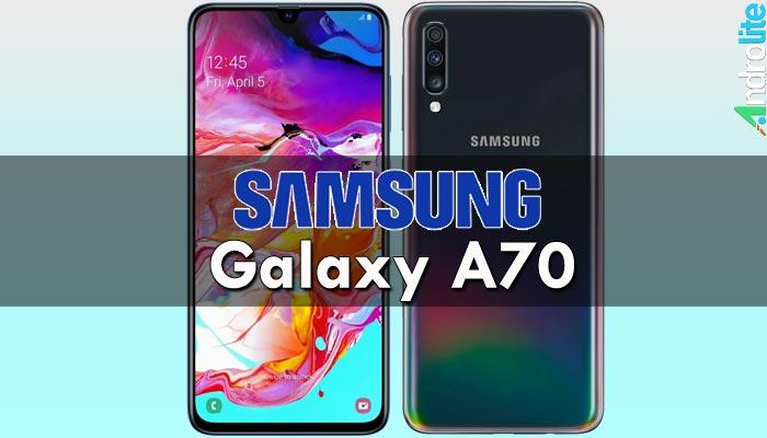 Samsung Galaxy A70 Review, Spesifikasi Detail dan Harga Indonesia