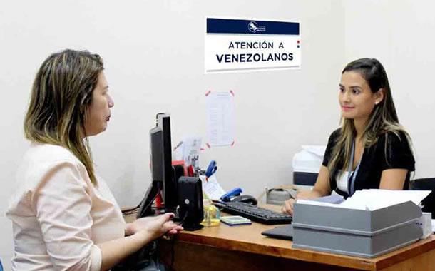 Venezolanos en Paraguay