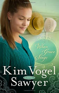 When Grace Sings Kim Vogel Sawyer Book Cover