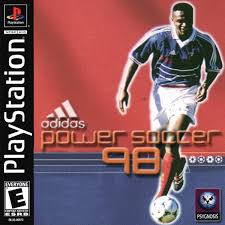 Adidas Power Soccer 98 - PS1 - ISOs Download