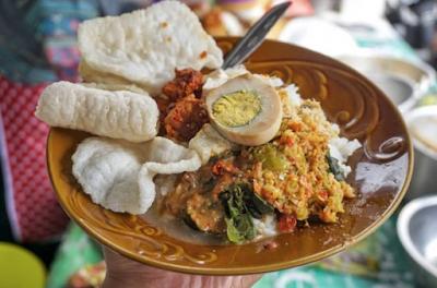 Nasi Cawuk