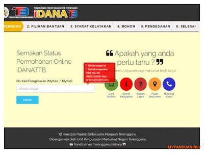 Permohonan Bantuan Dana Bakti Remaja TOM 2018 Online