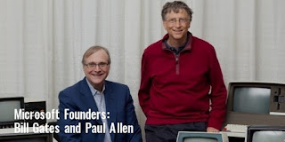 Microsoft's co-founder Paul Allen passed away due to cancer