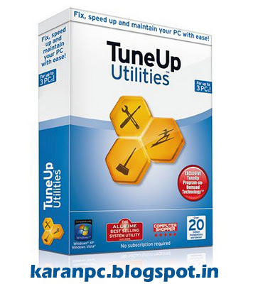 TuneUp Utilities 2012 12.0.3500.14 + Key