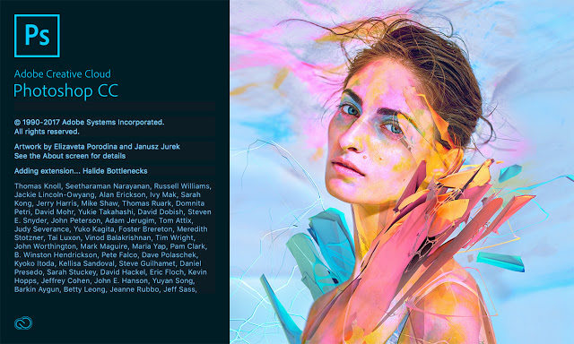 [Adobe] Adobe Photoshop Creative Cloud 2018 (Updated Jul 2018)