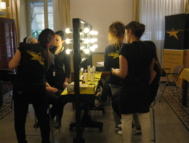 The Make Up Artist School di Monica Robustelli