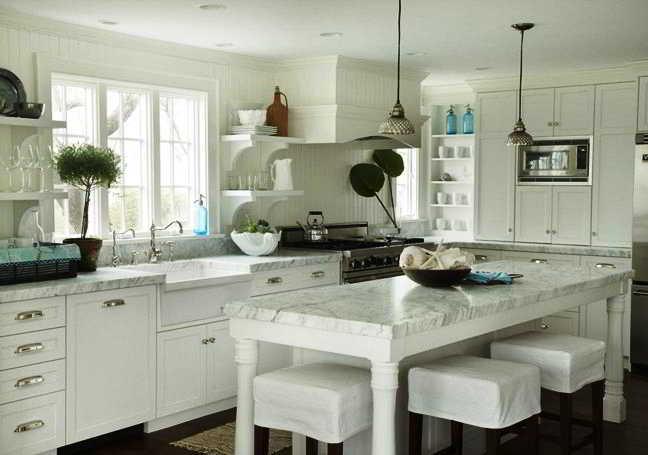 Desain Dapur Tanpa Kitchen Set