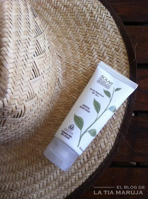 crema solar Devita iHerb Vitacost