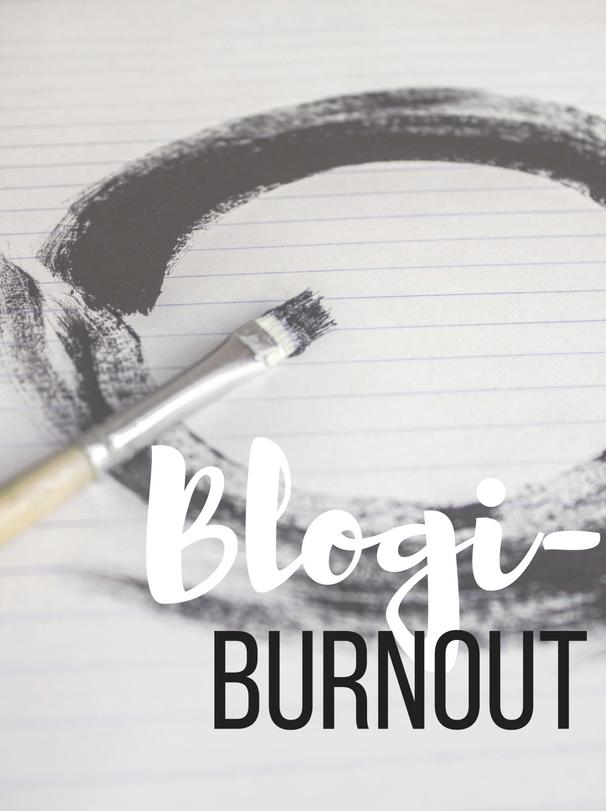 Blogiburnout - Kun inspiraatio bloggaamiseen katoaa
