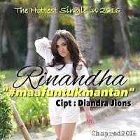 Lirik Lagu Rinandha Maaf Untuk Mantan