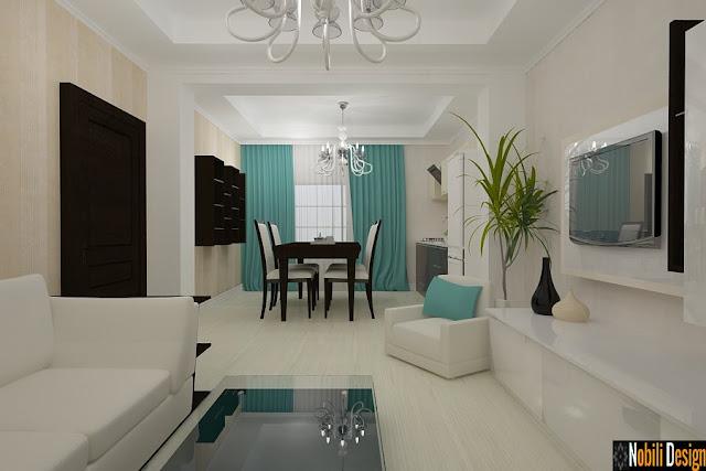 Firma design interior case apartamente Constanta - Design interior vile Constanta