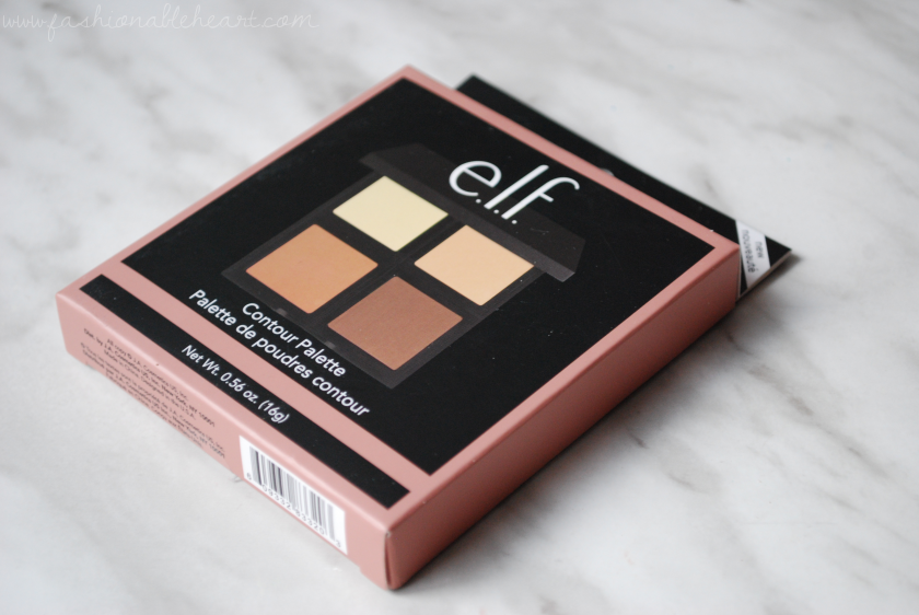 bbloggers, bbloggersca, canadian beauty bloggers, elf cosmetics, e.l.f., eyes lips face, contour palette, light/medium, light, medium, swatches, review, fair skin, walmart canada