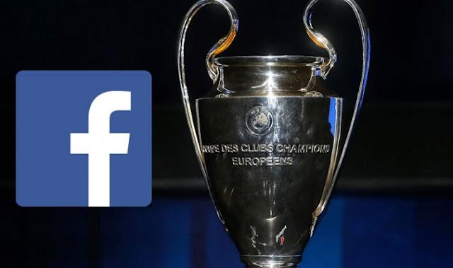Facebook emitirá la Champions League en América Latina