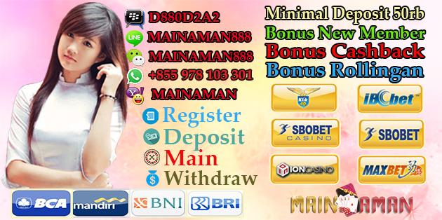 Judi Casino Baccarat Online Bonus Rollingan