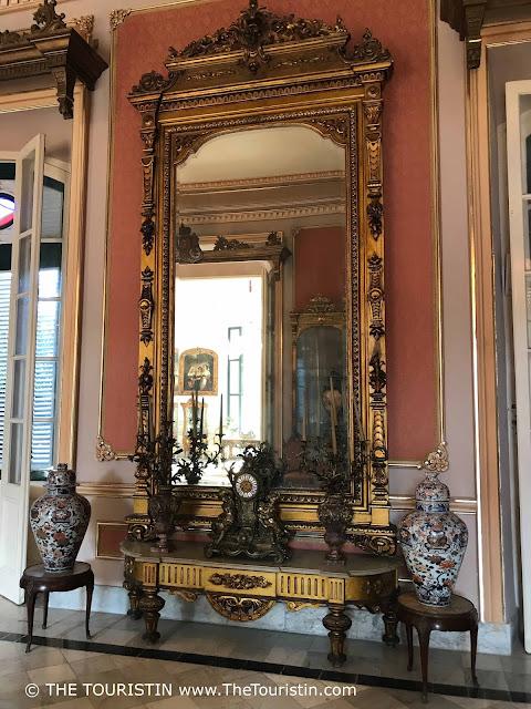 Palacio de los Capitanes Generales - furniture Museum de la Ciudad