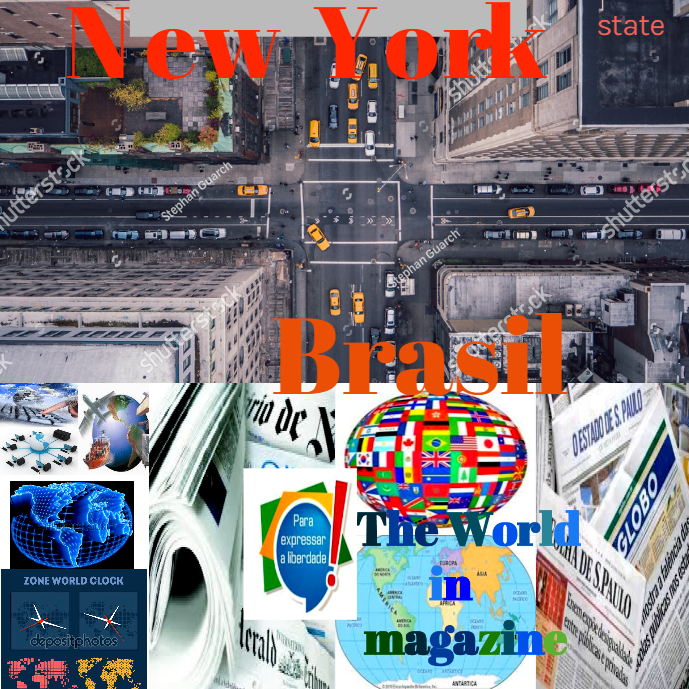 The World in magazine.