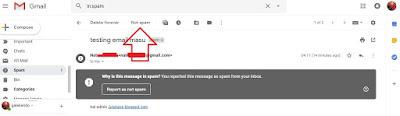 kenapa gmail tidak bisa menerima email masuk