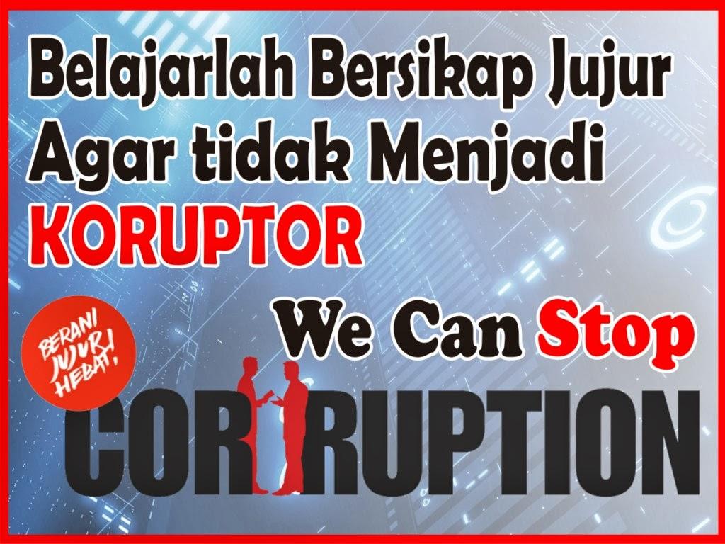 Gambar Slogan Kelas Latest Movies Download Pengertianpendidikan Anti Korupsi