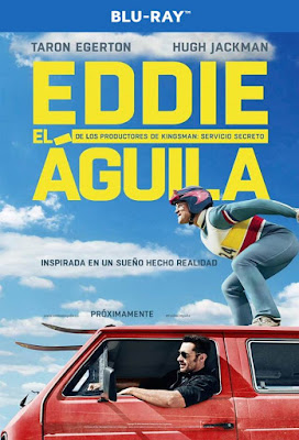 Eddie The Eagle 2016 BD25 Latino
