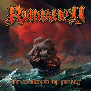 "Rumahoy - ""Forest Party"" (video) from the album ""The Triumph of Piracy"""