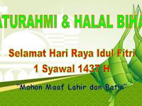 Contoh Proposal Kegiatan Halal Bihalal di Sekolah