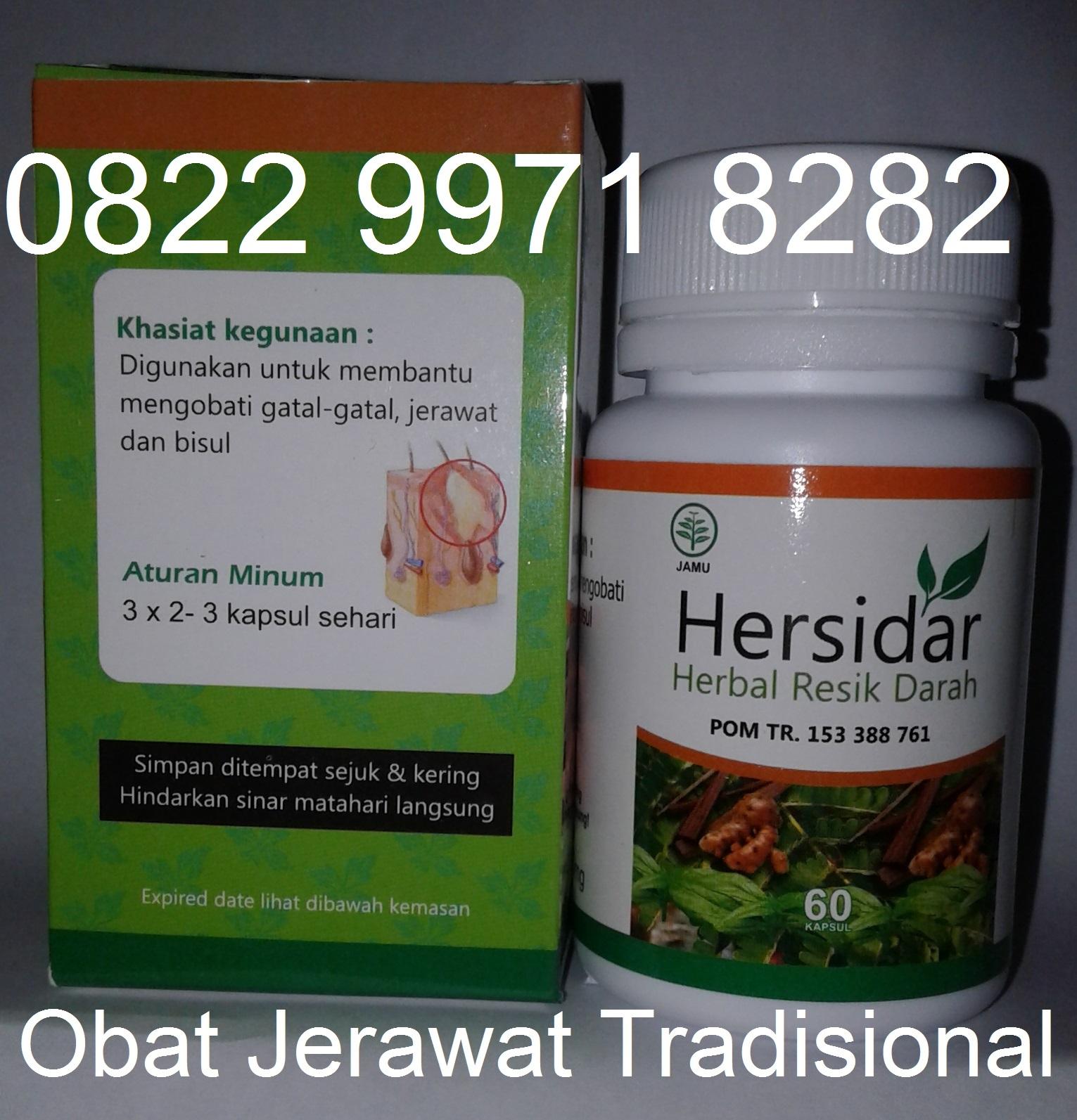 Obat Alami Herbal Penghilang Jerawat Bersih Wajah BerBPOM