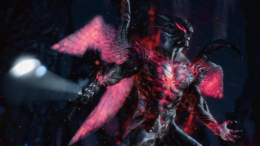 Devil May Cry 5 Dante Devil Trigger 4k Wallpaper 95